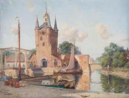 schilderij E.A. Jansen 2